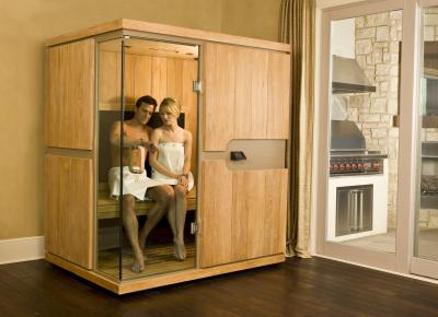 Basswood Infrared Sauna