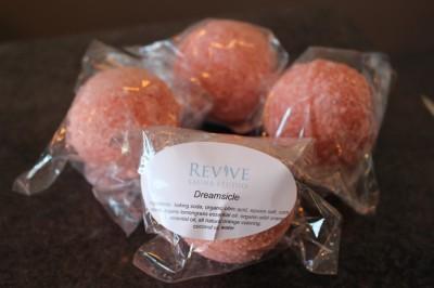 Handmade Organic Bath Bombs