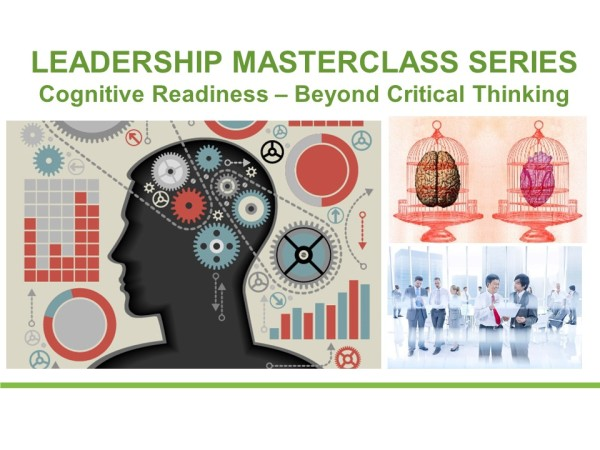 Developing Cognitive Readiness Competencies