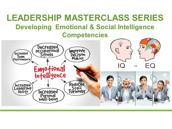 Developing Emotional & Social Intelligence Compentencies