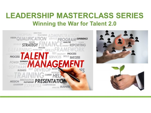Winning the War for Talent 2.0