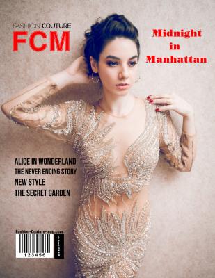 Fashion Couture Magazine, July '14