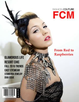 Fashion Couture Magazine, May '14