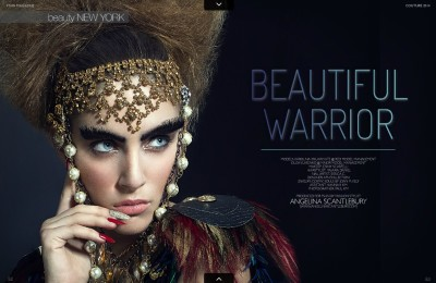 FSHN Magazine, Annual Haute Couture Issue