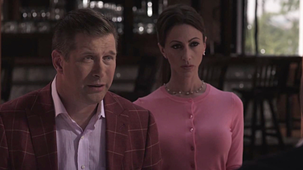networker, angelina scantlebury, sean young, stephen baldwin, jeremy luke, william forsythe, family, dinner, drama, money