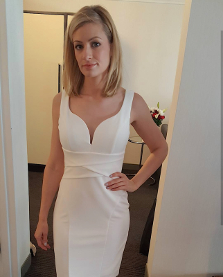 "Beth Behrs (""2 Broke Girls"")"