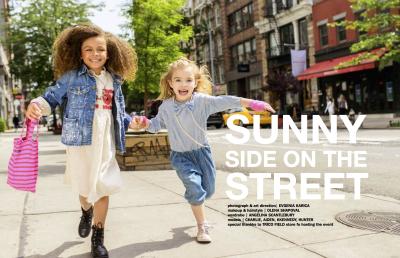 Posh Kids Magazine, Holiday 2017