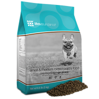 small-medium breed puppy food