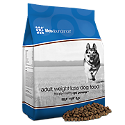 weight loss dog food