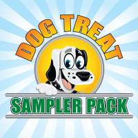 dog treat sample