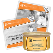 cat food sample