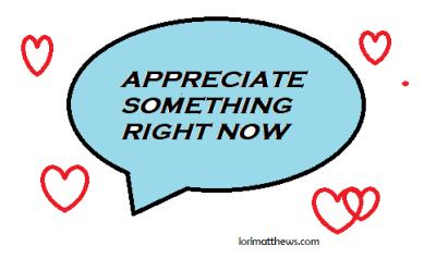 appreciate-now