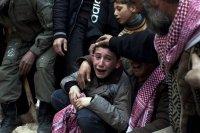 Idlib tragic loss