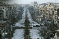 The apocalypse of Damascus - a world heritage site