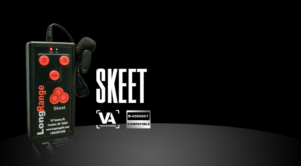 Skeet Wireless Transmitter Remote