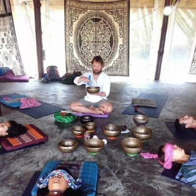 Singing Bowl Meditation