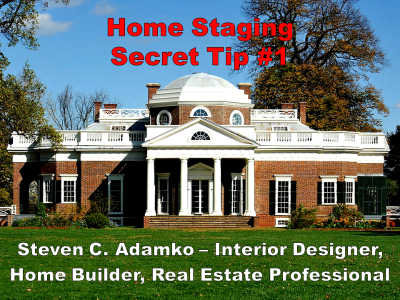 Kalamazoo Metro Home Staging Commentary for Home Buyers, Home Sellers, and Real Estate Agents