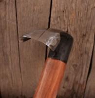 1 1/2 inch edge lipped adze
