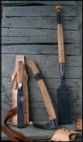 Handmade artisan builder's tools