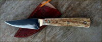 Heavy duty paring knifee