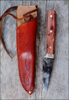 Hiking utility knife $ sheath