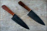 2 smaller chef knives