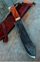 Big bushcraft knife