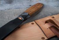 Full tang chisel handle