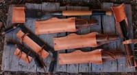 handmade 7 piece framing construction hand tool set