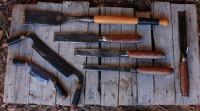 Heavy duty tmber framing tool set