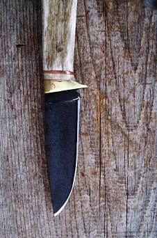 D2 knife blade