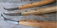 3 hook knives/ crooked knives