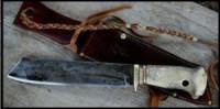 9 inch blade camp knife