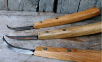 Woodcarving Knives