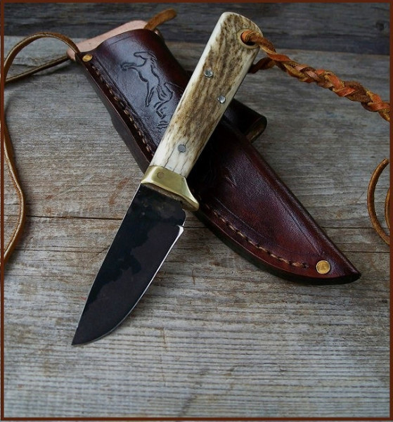 Horse riders knife