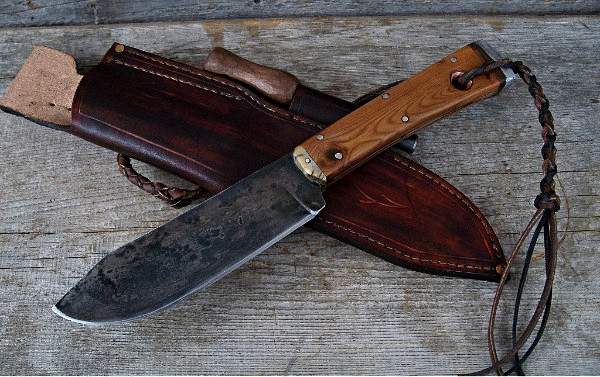 Nessmuk/ Mountain Man Knife