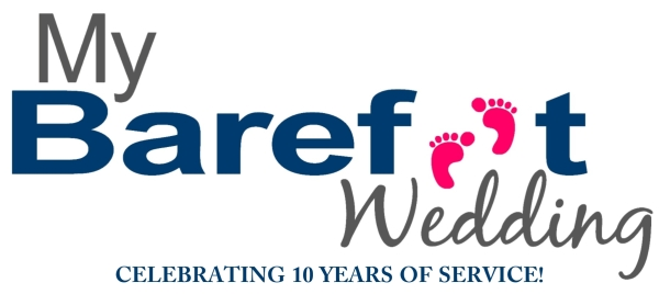 My Barefoot Wedding Logo