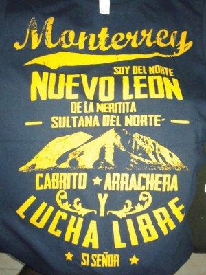 Monterrey-Lucha Libre y Arrachera