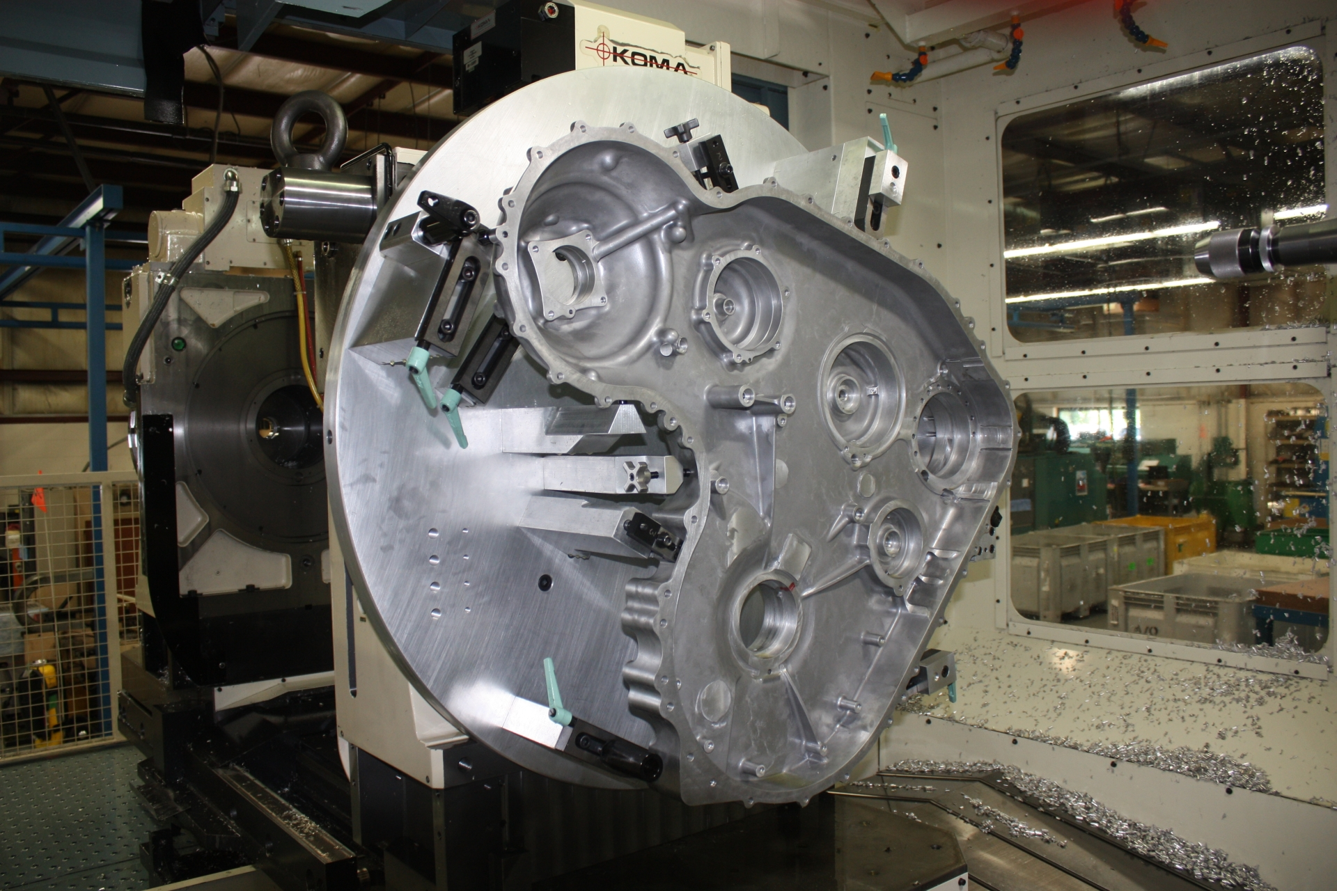 5-Axis Milling