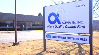 Pratt & Whitney visits Alpha Q, Inc.