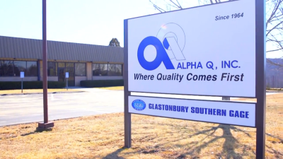 Pratt & Whitney visits Alpha Q, Inc.