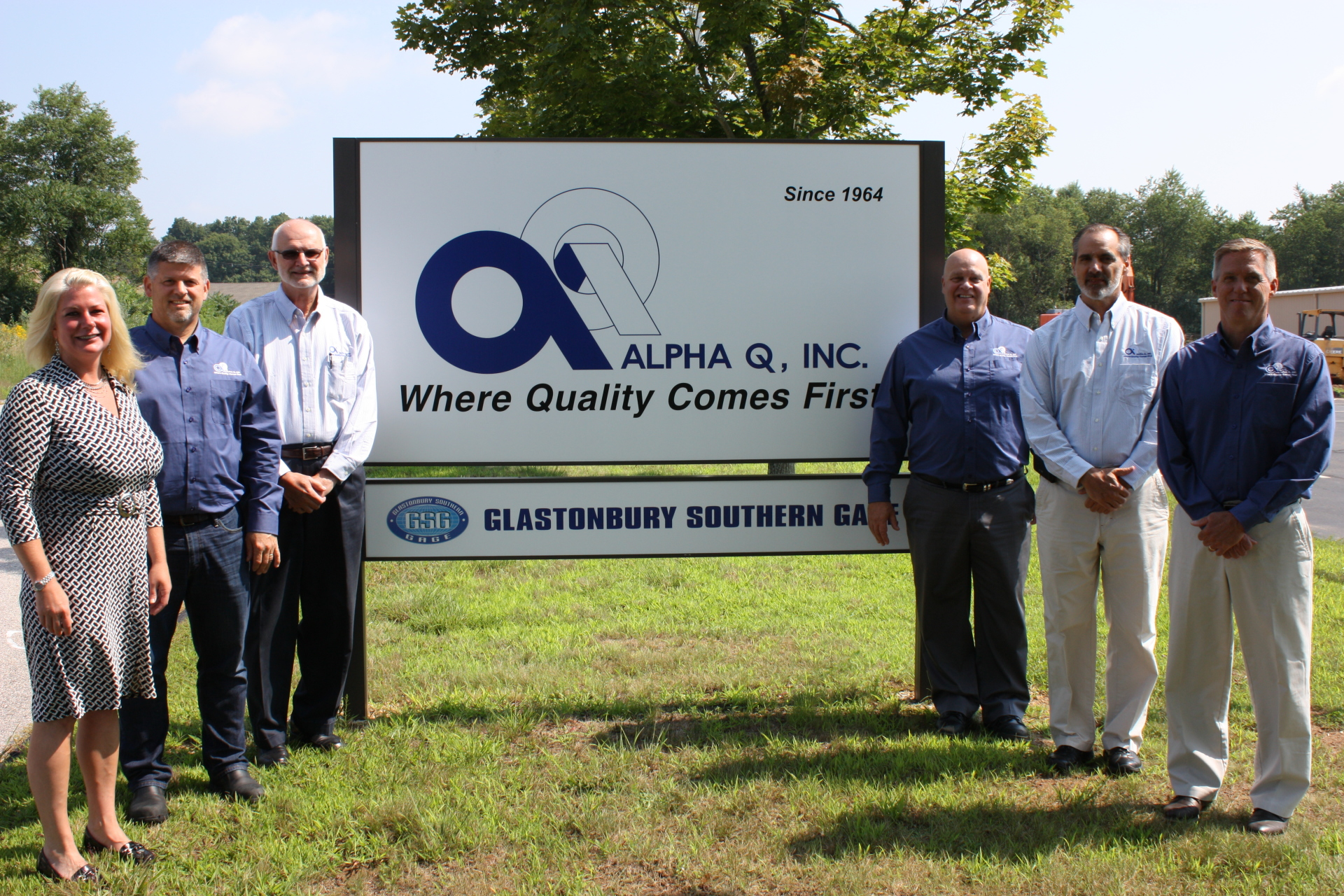 Leadership of Alpha Q, Inc.