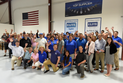 Alpha Q, Inc. Grand Opening & 2nd Year RMS Elite Sikorsky Supplier