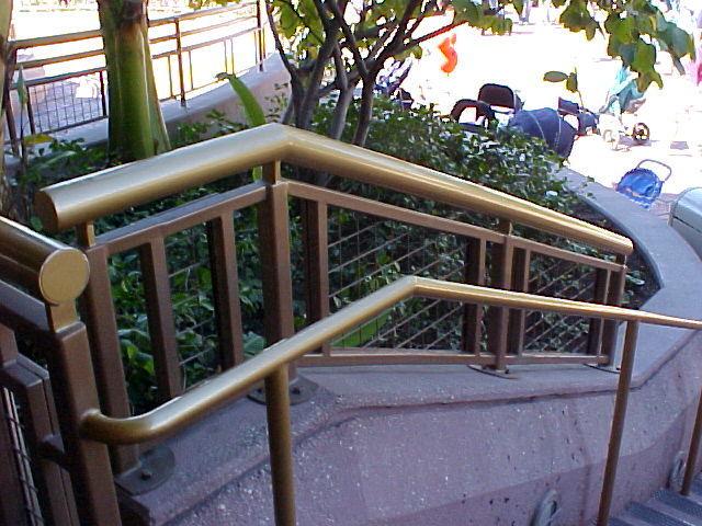 Handrailing