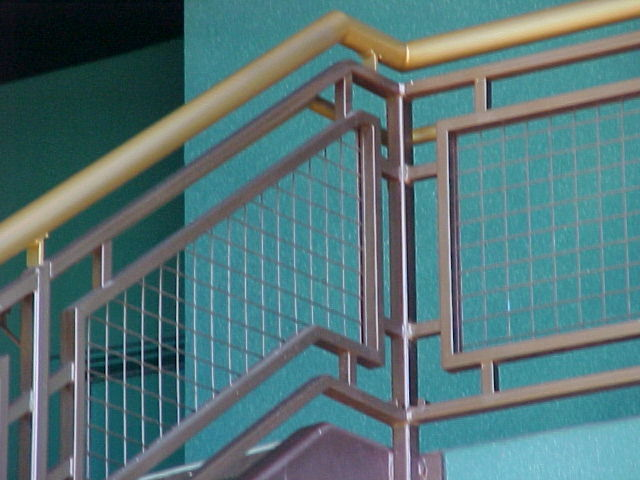 Custom Railing - Innovations
