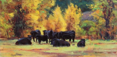 8 x 16      The Gathering      Oil