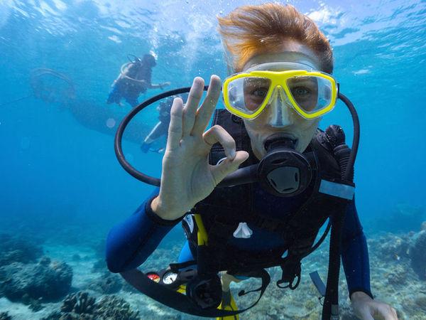 Jamaica Scuba Diving - Captain's Cove