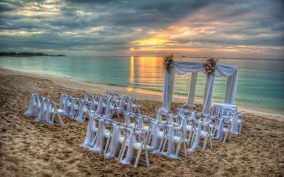 Jamaica Beach  Weddings