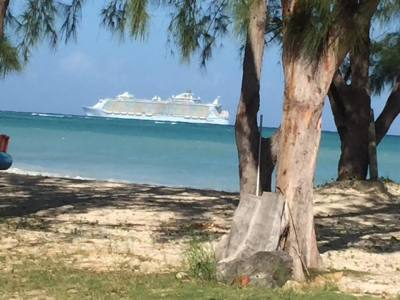 Come to Jamaica for a wedding or water sports!   Captain's Cove Beachfront rentals in Falmouth, Jamaica..