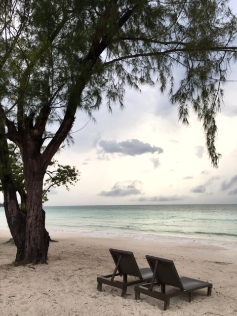 Special place in Jamaica!  Jamaica Relaxation!  Captain's Cove Beachfront rentals in Falmouth, Jamaica.